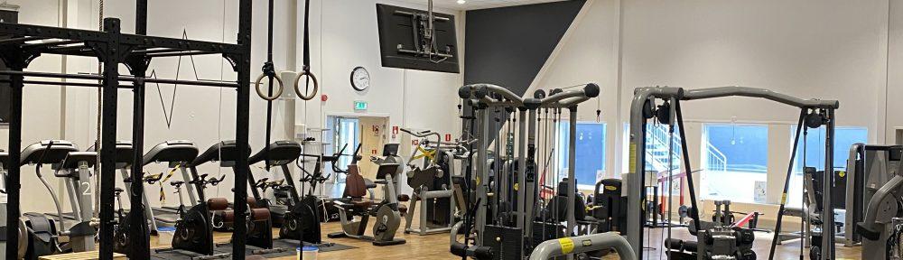 Aktivietshuset gym