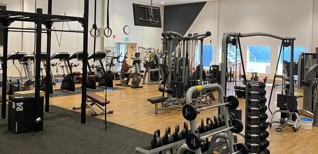 Aktivitetshuset gym